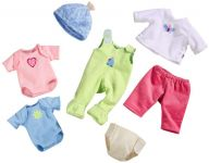 Baby Doll Luca Clothing Set